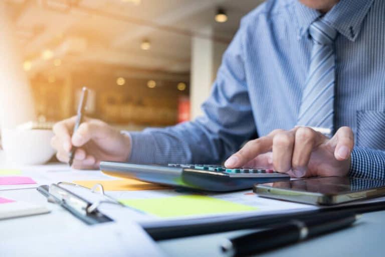 Retenção de imposto na nota fiscal de serviço