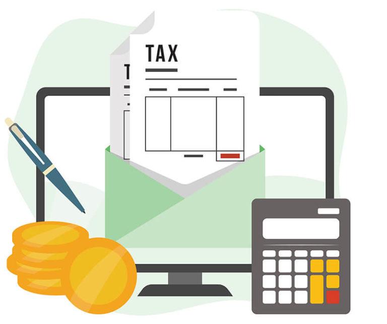 como calcular os impostos de uma empresa