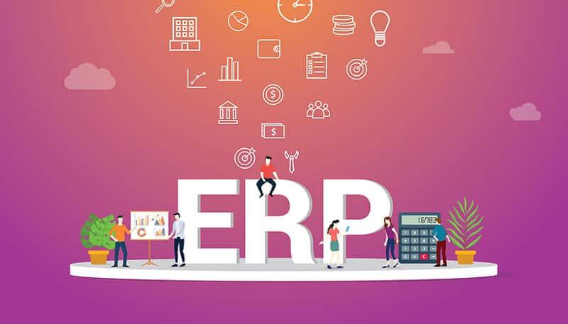 O que é ERP financeiro?