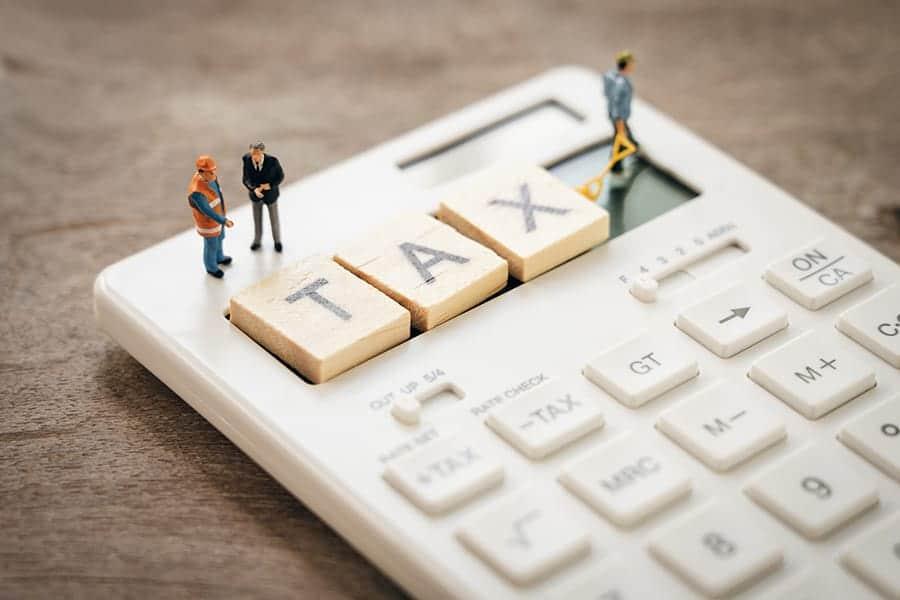 Como calcular imposto sobre produto